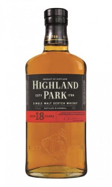Highland Park 18 Jahre Orkney Highland Malt 43% vol. 0,7 l