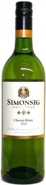 Simonsig Chenin Blanc trocken Stellenbosch Südafrika 0,75 l