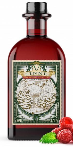 V-Sinne Gin Raspberry Magic 40% vol. 0,5l