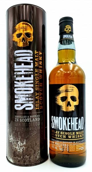 Smokehead Peated 43% vol. Scotch Islay Malt Whisky 0,7 l