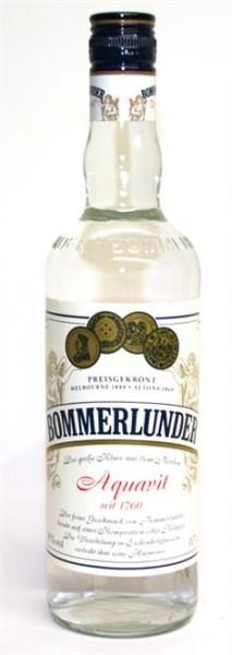 Bommerlunder 38% vol. Aquavit mit Kümmel 0,7 l