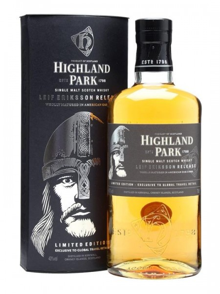 """Highland Park """"Leif Erikson Release"""" Limited Edition 40% vol. 0,7l"""