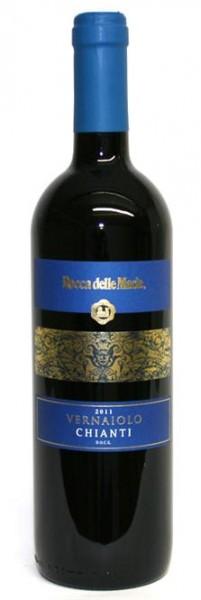 Chianti Vernaiolo Rocca delle Macie DOCG Toskana 0,75 l