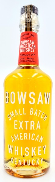 Bowsaw Straight Corn American Whiskey43% vol. 0,7l