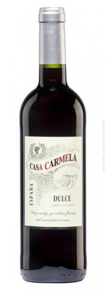 Casa Carmela Dulce 0,75l Bodegas Castano D.O. Yecla, spanien