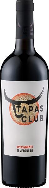 Tapas Club Tempranillo Appassimento Spanien 0,75l