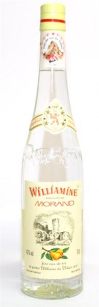 Williamine Morand 43% vol. Schweizer Birnenbrand 0,7 l