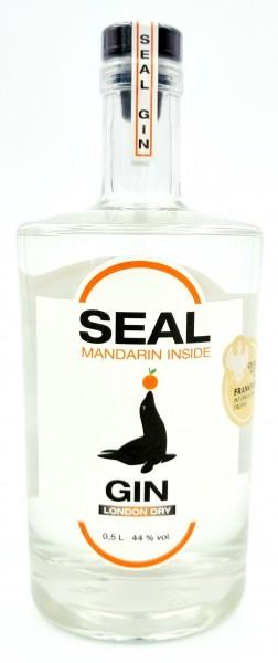 Seal Gin Mandarin Inside London Dry 44% vol. 0,5l