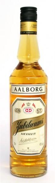 Aalborg Jubiläums Akvavit 42% vol. 0,7 l