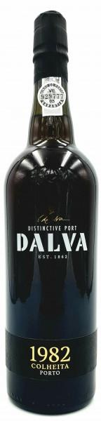 Dalva Colheita 1982'er Portwein 20% vol. 0,75l
