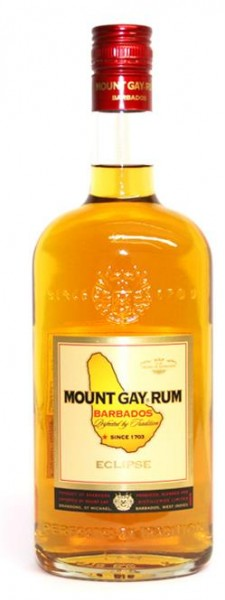 Mount Gay Eclipse 40% vol. Barbados Rum 0,7 l