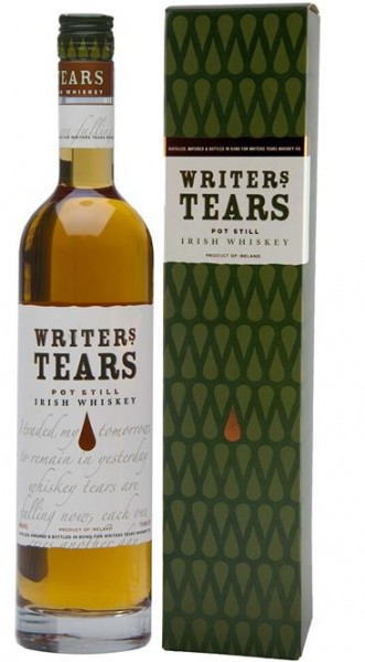 Writers Tears 40% vol. Pott Still, Irish Whisky 0,7 l