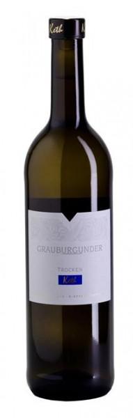 Grauburgunder QbA trocken Weingut Keth Rheinhessen 0,75 l