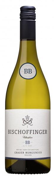Grauer Burgunder BB Q.b.A. trocken WG Bischoffingen Kaiserstuhl 0,75 l