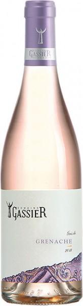 Michel Gassier Gris de Grenache Rosé AOP Costières de Nimes BIO 0,75l