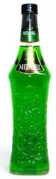 Midori-Melonen Liqueur 20% vol. Suntory 0,7 l