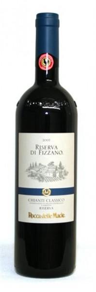 Chianti Classico Riserva di Fizzano Rocca delle Macie DOCG Toskana 0,75 l
