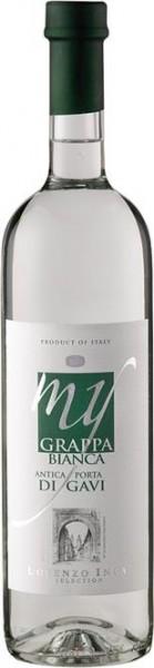 My Grappa Bianca Antica Porta di Gavi 40% vol., Distilleria Inga 0,7 l