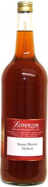 Spanischer Likörwein Medium 17% vol. nussig aromatisch lose vom Fass
