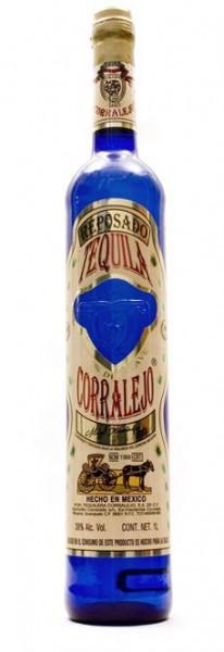 Corralejo Resposado Tequilla 38% vol. 100% Agave aus Mexiko, 0,7 l