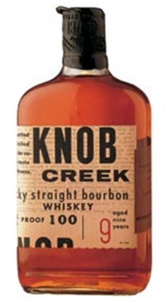 Knob Creek 9 Years old 50% vol. Kentucky Straight Bourbon Whiskey 0,7 l