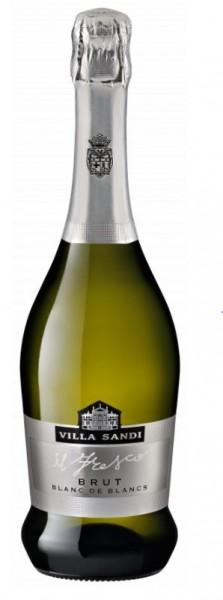 Villa Sandi il Fresco Blanc de Blanc Spumante Brut Veneto 0,75 l