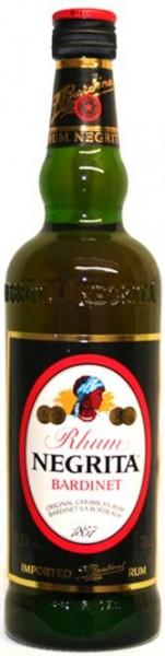 Negrita Rhum braun 37,5% vol. Rum aus der Karibik 0,7 l