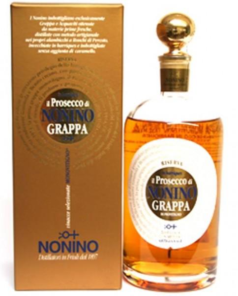 Nonino Grappa - IL PROSECCO 41% vol. Barrique Monovitigno 0,7 l
