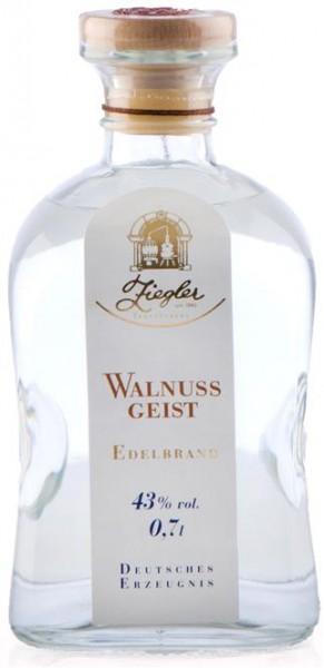 Ziegler Walnussgeist 43% vol. 0,7 l