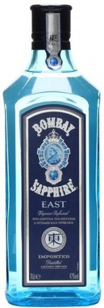 Bombay Sapphire East 42% vol. 0,7 l London Dry Gin