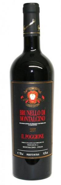 Il Poggione Brunello di Montalcino DOCG Toscana 0,75 l