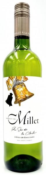 Domaine de Millet blanc Vin de Pays des Côtes de Gascogne 0,75 l