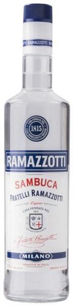 Sambuca Ramazzotti 40% vol. Italienischer Anislikör 0,7 l
