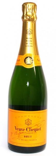 Champagner Veuve Clicquot Ponsardin Brut 0,75 l Yellow Label