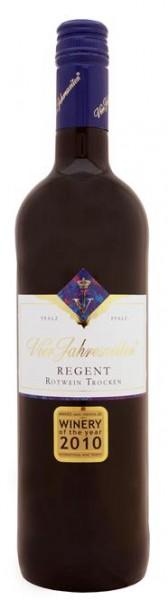 Regent Rotwein QbA trocken Vier Jahreszeiten, Pfafz 0,75 l