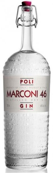 Gin Marconi 46 0,7l Italienischer Gin 46% vol.