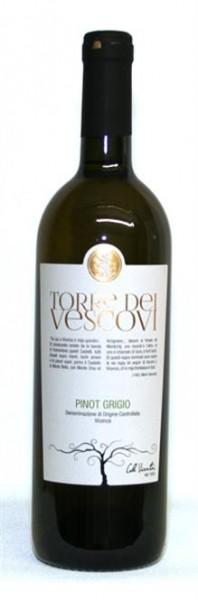 Pinot Grigio Torre dei Vescovi Vicenza DOC Veneto 0,75 l