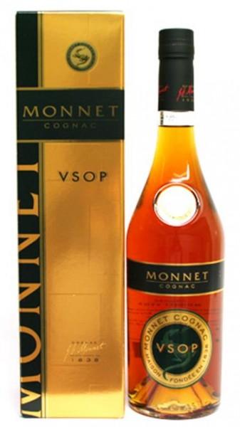 Monnet Cognac VSOP The Generous Monnet 0,7 l