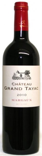 Chateau Grand Tayac AC Margaux Grand Vin de Bordeaux, Frankreich 0,75 l