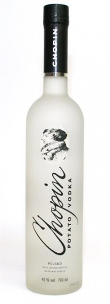 Chopin Potato 40% vol. Vodka aus Polen 0,7 l