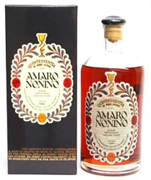 Amaro Nonino 35% vol. Quintessentia di Erbe Alpine 0,7 l