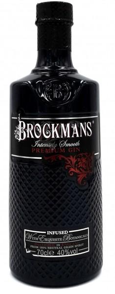Brockmans Gin Intensaly Smooth Premium Gin 40% vol. 0,7l