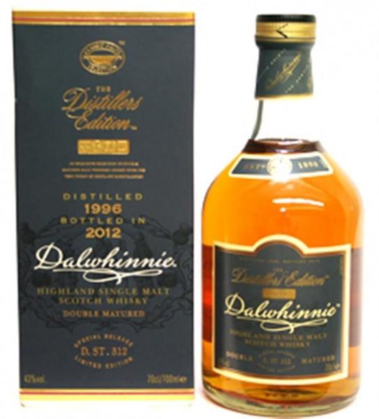 Dalwhinnie Distillers Edition 43% vol. Oloroso Sherry Finish 0,7 l