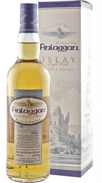Finlaggan The Original Peaty 40% vol. Islay Single Malt, 0,7 l