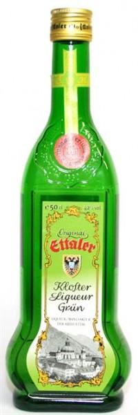 Original Ettaler Klosterlikör 42% vol. grün 0,5 l