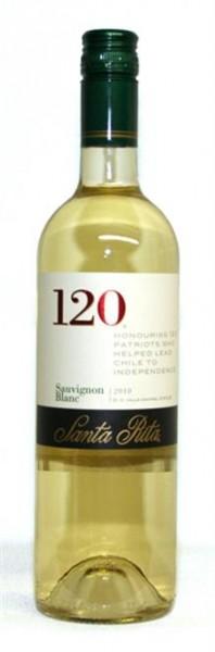 Santa Rita 120 Sauvignon Blanc trocken Casablanca Chile 0,75 l