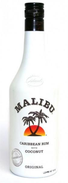 Malibu-Coconut-Likör 21% vol. 0,7 l