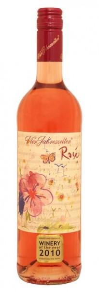 Heroldrebe Rosewein QbA lieblich Pfalz Vier Jahreszeiten 0,75 l