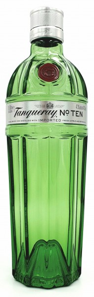 Tanqueray No.Ten 47,3% vol Gin England 0,7 l