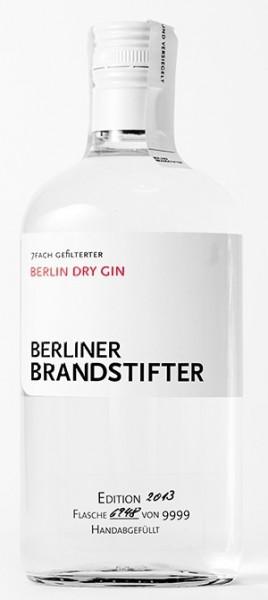 Berliner Brandstifter 0,7 l Berliner Dry Gin 43,3% vol.